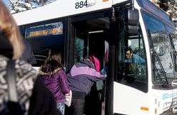 ECO Transit Ski Bus